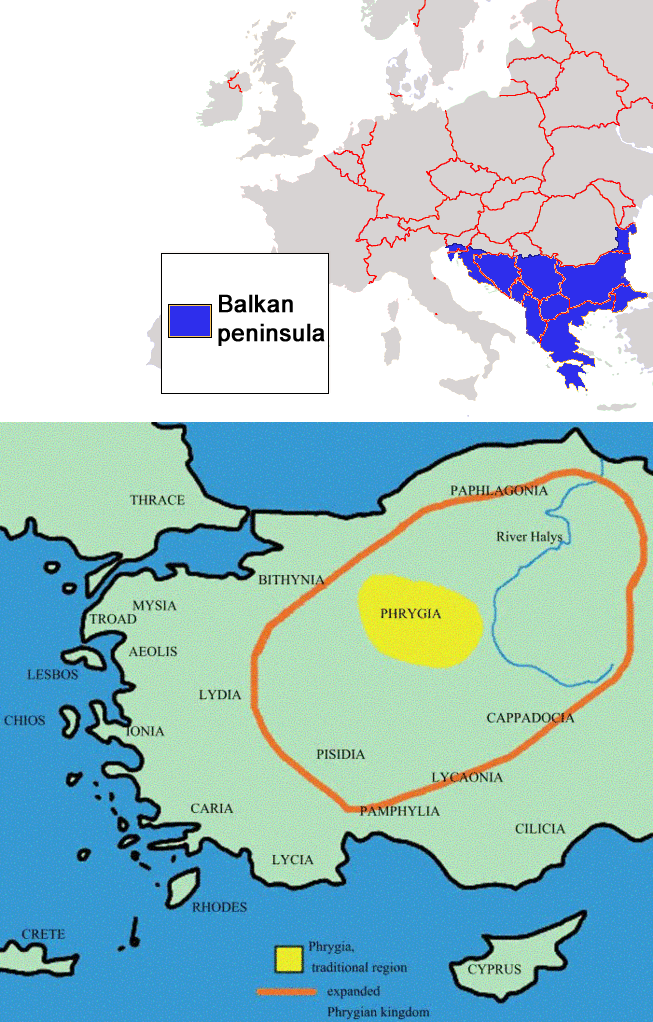 an analysis of the country of macedonia on the balkan peninsula The european observatory on health care systems is a  the former yugoslav republic of macedonia european observatory on health care  of the balkan peninsula.
